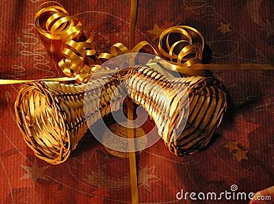 De decoratie van kerstmis op een heden stock fotografie afbeelding 513632 - Decoratie van een gang ...