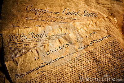 De Documenten van Verenigde Staten