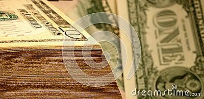 De dollar van het geld