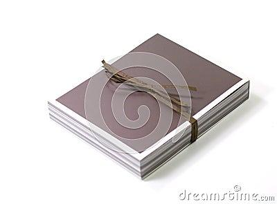 De doos van de gift met lint