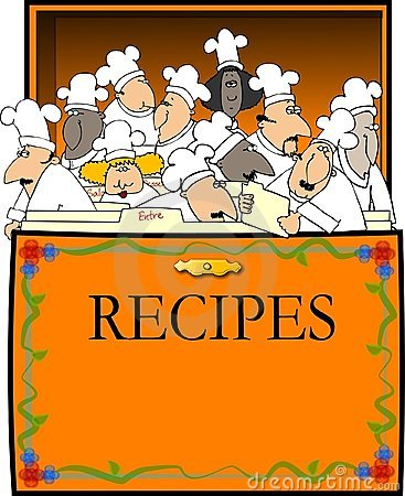 De Doos van het recept