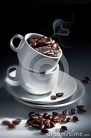 De Drank van de koffie