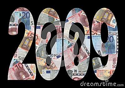 De economische onzekerheid van 2009
