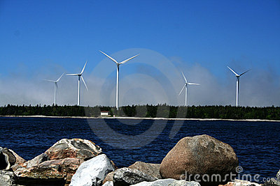 De Energie van de wind