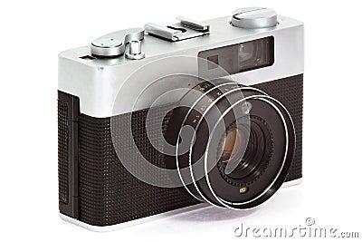 De filmcamera van de beeldzoeker