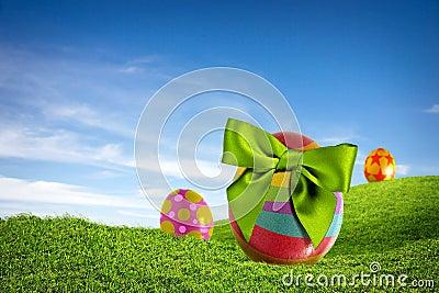 De Gebieden van Pasen