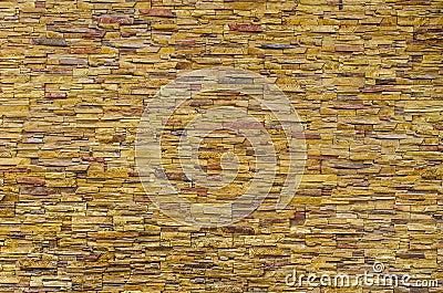 De gestapelde muur van de leisteen stock afbeelding afbeelding 34097511 - Leisteen muur ...
