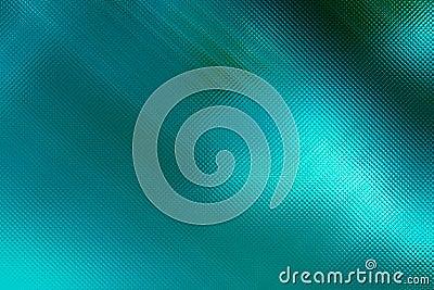 De geweven achtergrond van het glas in groen