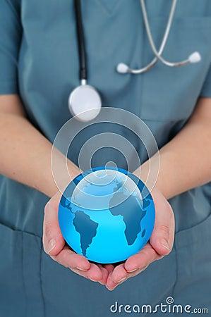 De Gezondheid van de wereld