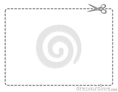De grens van de coupon