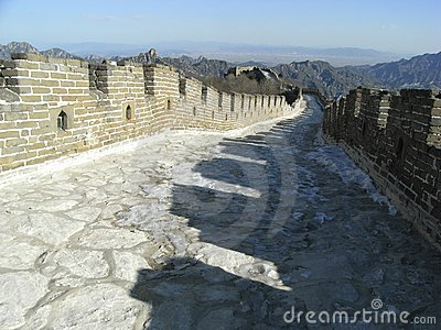 De Grote Muur van Mutianyu