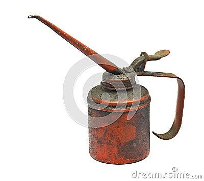 Olie handpomp