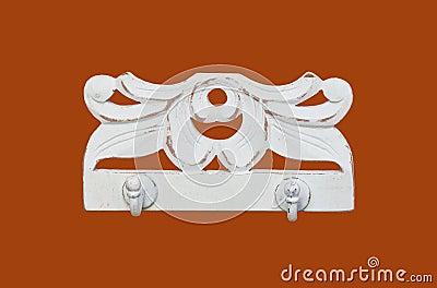 De hanger van de doek