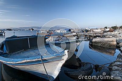 De Haven van Izmir