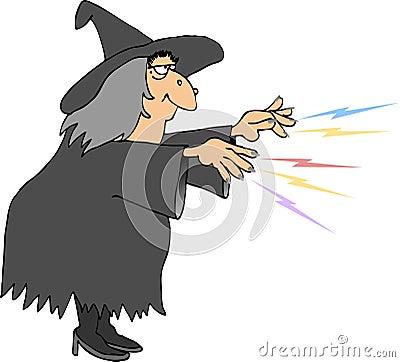 De heksen spellen