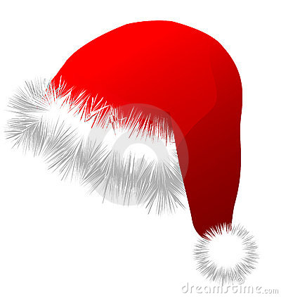 De hoed van Kerstmis (AI beschikbaar formaat)