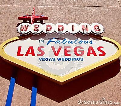 De Huwelijken van Vegas van Las