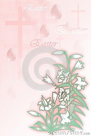 De Illustratie van de voorraad van het Concept van Pasen