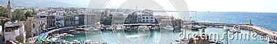 De Jachthaven van Girne, Noordelijk Cyprus