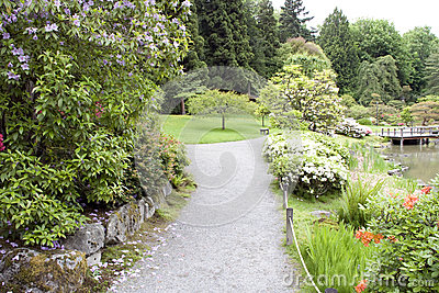 De Japanse Tuin van Seattle