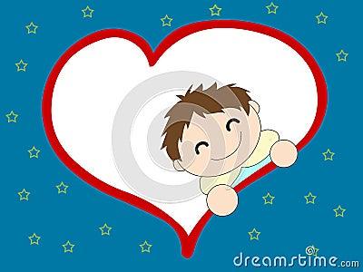 De jongen van de baby