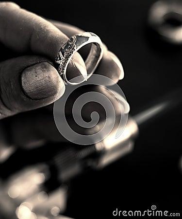 De juwelier