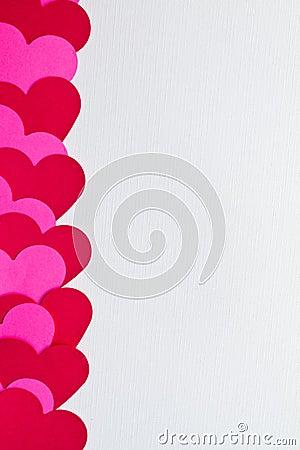 De Kaart van de Dag van valentijnskaarten