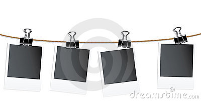 De kabel van de foto