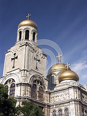 De kathedraal van de Veronderstelling