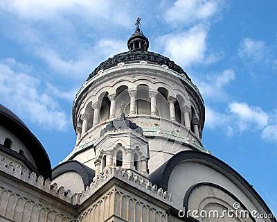 De kathedraal van Othodox