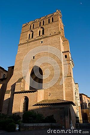 De Kathedraal van Saint-Etienne