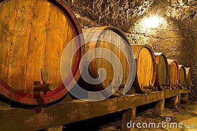 De Kelder van de wijn