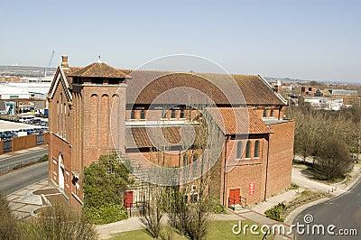 De Kerk van heilige Agatha, Portsmouth