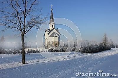 De kerk van Heilige George, heilige-Petersburg, Rus