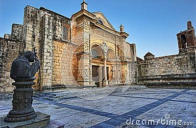 De Kerstman MarÃa van Catedral