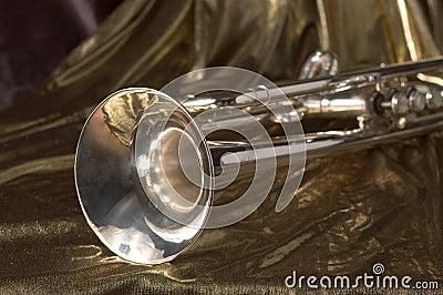 De klok van de trompet