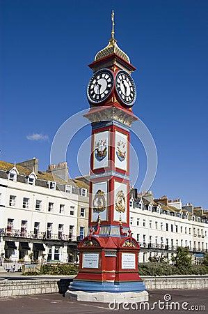 De Klok van het jubileum, Weymouth