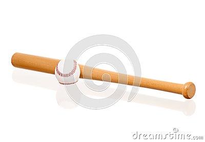 De knuppel en de bal van het honkbal royalty vrije stock foto 39 s beeld 29335508 - Sterke witte werpen en de bal ...