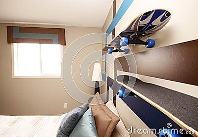 Fotos van koele luxe slaapkamers gehoor geven aan uw huis - Decoratie slaapkamer jongen jaar ...