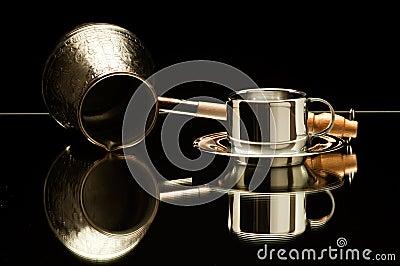 De koffie van het stilleven