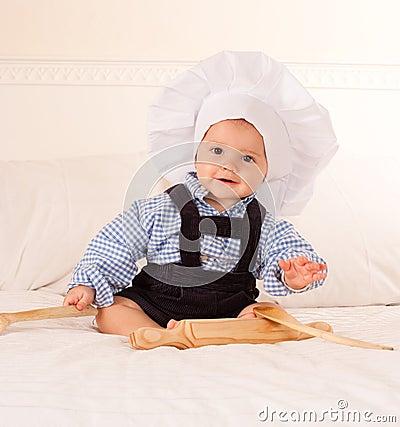 De kok van de baby