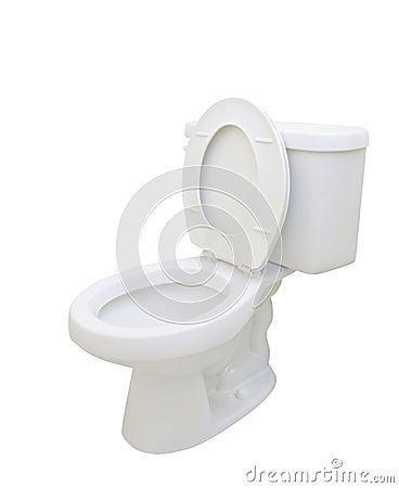 De Kom van het toilet