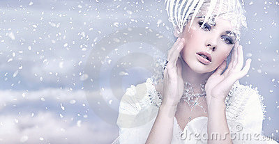 De Koningin van de winter