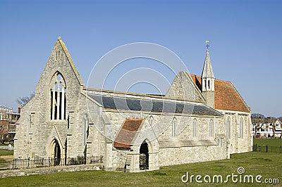 De koninklijke Kerk van het Garnizoen, Portsmouth
