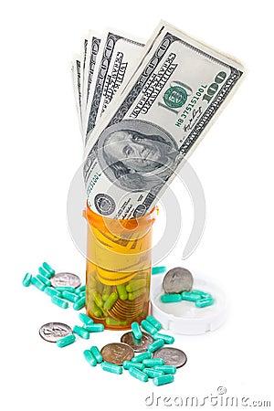 De kosten van voorschriften