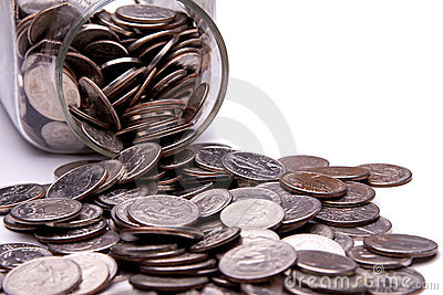 De Kruik van het geld