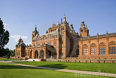 De kunstgaleries van Glasgow