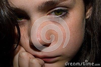 De l adolescence triste