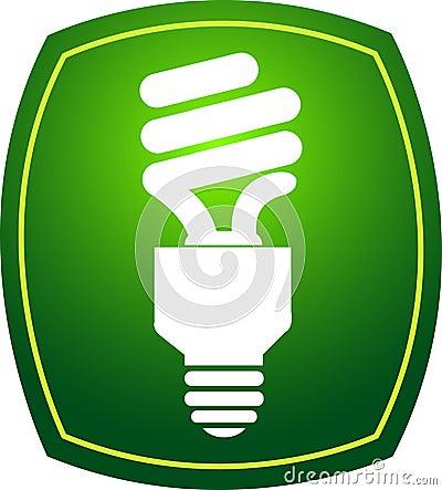 De lamp van Eco