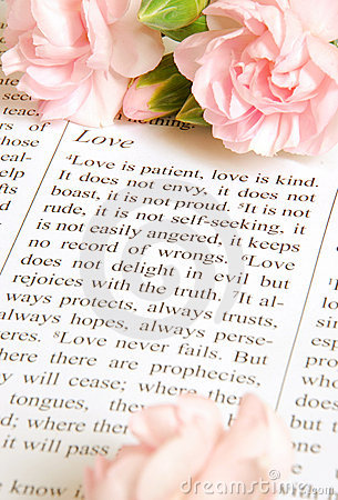 De liefde is